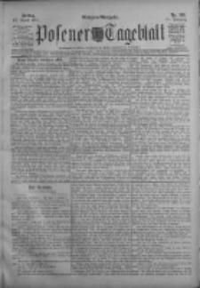 Posener Tageblatt 1911.08.18 Jg.50 Nr385