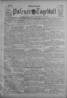 Posener Tageblatt 1911.08.18 Jg.50 Nr386