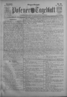 Posener Tageblatt 1911.08.19 Jg.50 Nr387