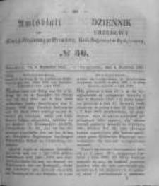 Amtsblatt der Königlichen Preussischen Regierung zu Bromberg. 1857.09.04 No.36