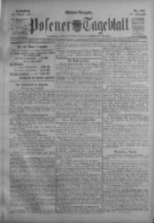 Posener Tageblatt 1911.08.19 Jg.50 Nr388
