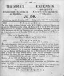Amtsblatt der Königlichen Preussischen Regierung zu Bromberg. 1859.12.16 No.50