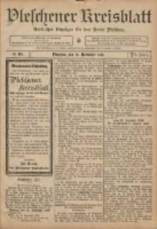 Pleschener Kreisblatt: Amtlicher Anzeiger für den Kreis Pleschen 1906.12.19 Jg.54 Nr101