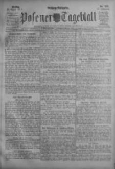 Posener Tageblatt 1911.08.25 Jg.50 Nr398
