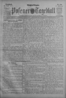 Posener Tageblatt 1911.08.26 Jg.50 Nr399