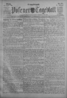 Posener Tageblatt 1911.08.29 Jg.50 Nr402