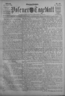 Posener Tageblatt 1911.08.30 Jg.50 Nr405