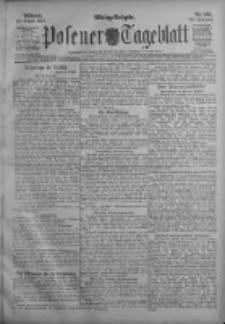 Posener Tageblatt 1911.08.30 Jg.50 Nr406