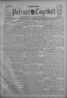 Posener Tageblatt 1911.08.31 Jg.50 Nr407