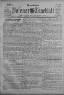 Posener Tageblatt 1911.09.01 Jg.50 Nr409