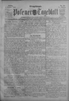 Posener Tageblatt 1911.09.01 Jg.50 Nr410