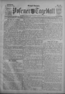Posener Tageblatt 1911.09.02 Jg.50 Nr411