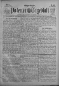 Posener Tageblatt 1911.09.06 Jg.50 Nr417