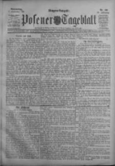 Posener Tageblatt 1911.09.07 Jg.50 Nr419