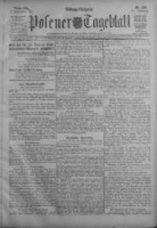 Posener Tageblatt 1911.09.07 Jg.50 Nr420