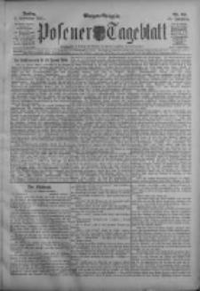 Posener Tageblatt 1911.09.08 Jg.50 Nr421