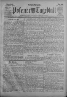Posener Tageblatt 1911.09.09 Jg.50 Nr423