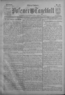 Posener Tageblatt 1911.09.09 Jg.50 Nr424