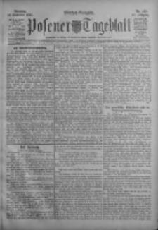 Posener Tageblatt 1911.09.12 Jg.50 Nr427