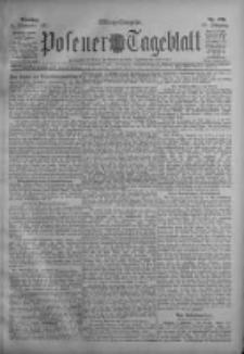 Posener Tageblatt 1911.09.12 Jg.50 Nr428