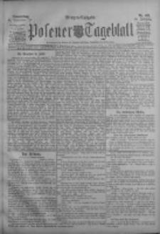 Posener Tageblatt 1911.09.14 Jg.50 Nr431