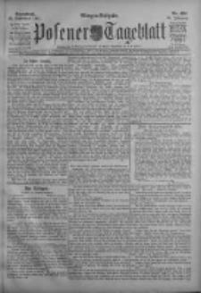 Posener Tageblatt 1911.09.16 Jg.50 Nr435