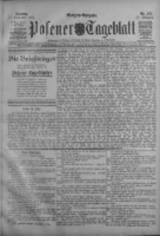 Posener Tageblatt 1911.09.17 Jg.50 Nr437
