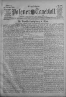 Posener Tageblatt 1911.09.20 Jg.50 Nr442