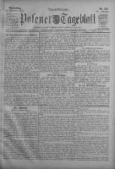 Posener Tageblatt 1911.09.21 Jg.50 Nr443