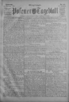 Posener Tageblatt 1911.09.21 Jg.50 Nr444