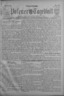 Posener Tageblatt 1911.09.23 Jg.50 Nr447