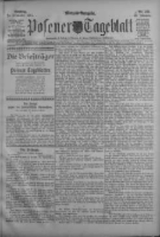 Posener Tageblatt 1911.09.24 Jg.50 Nr449