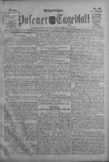 Posener Tageblatt 1911.09.25 Jg.50 Nr450