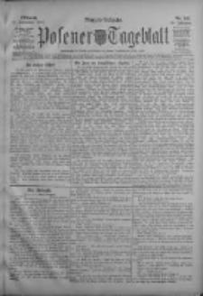 Posener Tageblatt 1911.09.27 Jg.50 Nr453