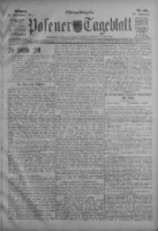 Posener Tageblatt 1911.09.27 Jg.50 Nr454