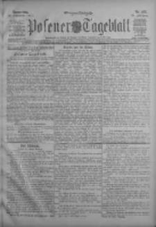 Posener Tageblatt 1911.09.28 Jg.50 Nr455