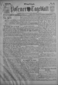 Posener Tageblatt 1911.09.28 Jg.50 Nr456