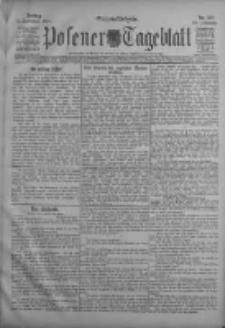 Posener Tageblatt 1911.09.29 Jg.50 Nr457