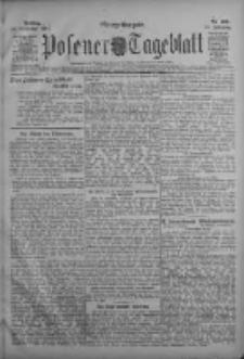 Posener Tageblatt 1911.09.29 Jg.50 Nr458