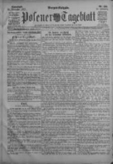 Posener Tageblatt 1911.09.30 Jg.50 Nr459
