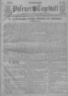 Posener Tageblatt 1911.10.03 Jg.50 Nr463