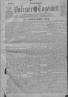 Posener Tageblatt 1911.10.03 Jg.50 Nr464
