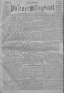 Posener Tageblatt 1911.10.04 Jg.50 Nr466