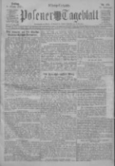 Posener Tageblatt 1911.10.06 Jg.50 Nr470