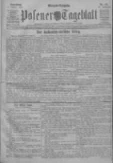 Posener Tageblatt 1911.10.07 Jg.50 Nr471