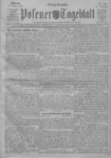 Posener Tageblatt 1911.10.11 Jg.50 Nr478