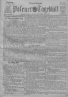 Posener Tageblatt 1911.10.12 Jg.50 Nr479