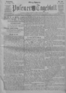 Posener Tageblatt 1911.10.12 Jg.50 Nr480