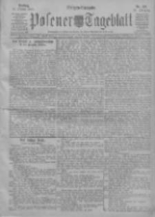 Posener Tageblatt 1911.10.13 Jg.50 Nr481