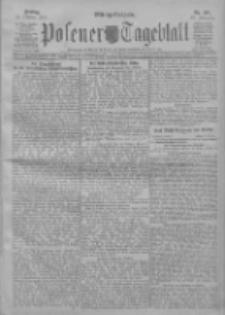 Posener Tageblatt 1911.10.13 Jg.50 Nr482